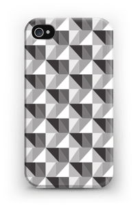 Triangles Coque  IPhone 4/4s