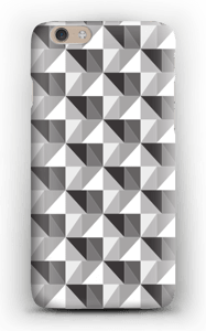 Kolmiulotteinen kuoret IPhone 6