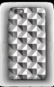 Kolmiulotteinen kuoret IPhone 6 Plus tough