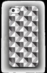 Driehoeken hoesje IPhone SE