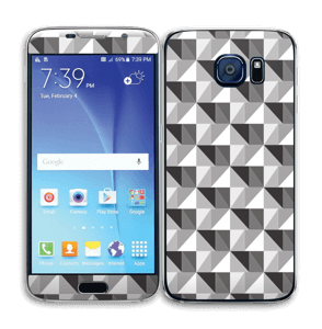 Triangles Skin Galaxy S6