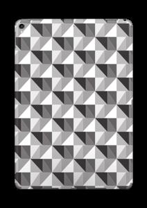 Triangles Skin IPad Pro 10.5