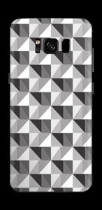Triangel Skin Galaxy S8