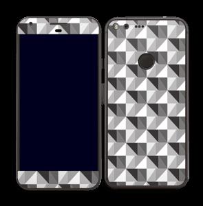 Triangles Skin Pixel XL