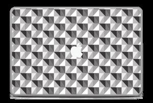 """Triangles Skin MacBook Pro 17"""" -2015"""