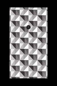 Kolmiulotteinen tarrakuori Nokia Lumia 920