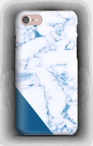 Blått och marmor