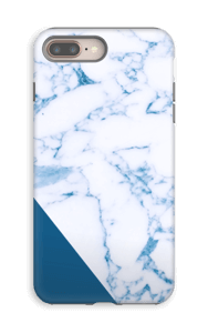 Sinikulma kuoret IPhone 8 Plus tough