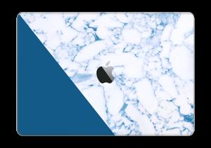 "Marmo Blu Skin MacBook Pro 13"" 2016-"