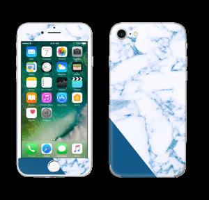 Marmo Blu Skin IPhone 7