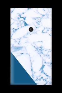 Sinikulma tarrakuori Nokia Lumia 920