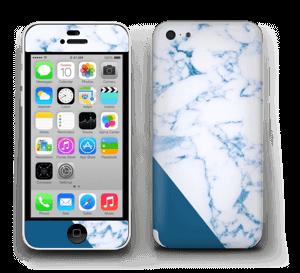 Marmo Blu Skin IPhone 5c