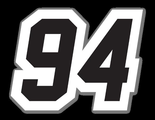 Racing 94  sticker