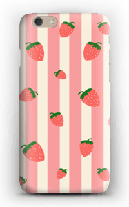 Strawberry Stripes  case IPhone 6