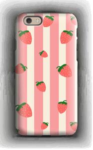 Strawberry Stripes  case IPhone 6s tough