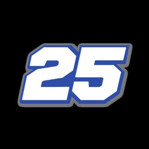 Racer - 25 white