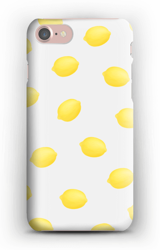 Sommer citroner cover IPhone 7