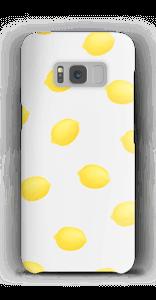 Sommerzitronen Handyhülle Galaxy S8