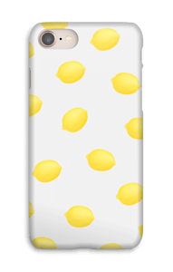 Sommer citroner cover IPhone 8