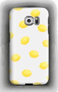 Kesäiset sitruunat kuoret Galaxy S6 Edge