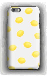 Kesäiset sitruunat kuoret IPhone 6s Plus tough
