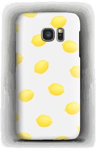 Kesäiset sitruunat kuoret Galaxy S7