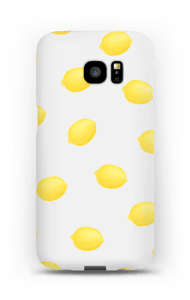 Citrons blanc Coque  Galaxy S7 Edge