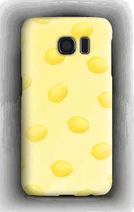 Gule sommersitroner deksel Galaxy S6