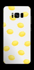 Sommerzitronen Skin Galaxy S8