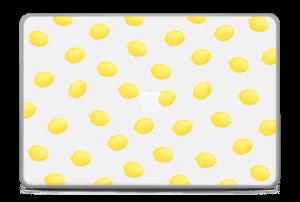 "Citrons  Skin MacBook Pro 17"" -2015"