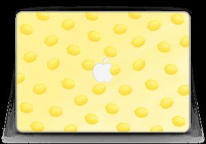 "Gelbe Sommerzitronen Skin MacBook Pro Retina 13"" 2015"