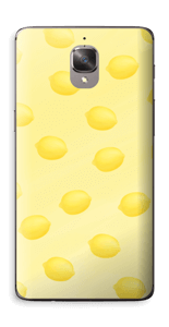Citrons jaune Skin OnePlus 3T