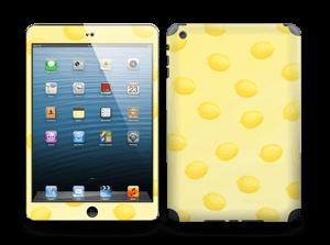 Citrons jaune Skin IPad mini 2