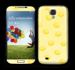 Sitruuna tarrakuori Galaxy S4