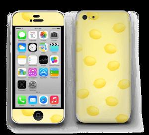 Sitruuna tarrakuori IPhone 5c