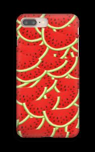 Vannmeloner deksel IPhone 8 Plus