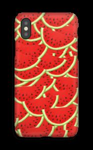 Multi-pastèque Coque  IPhone X
