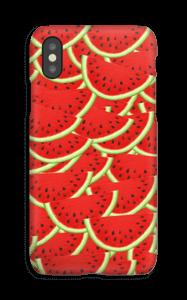 Vannmeloner deksel IPhone XS