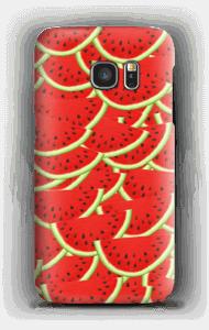 Wassermelonen Handyhülle Galaxy S7