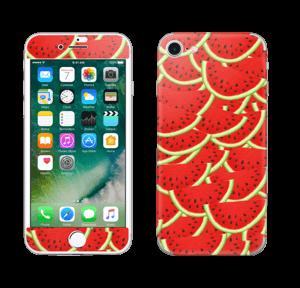 Vesimeloni tarrakuori IPhone 7