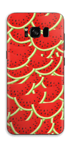 Wassermelonen Skin Galaxy S8