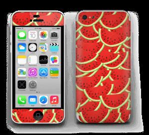 Vesimeloni tarrakuori IPhone 5c