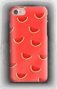 Röda vattenmeloner