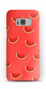 Red watermelon Handyhülle Galaxy S8
