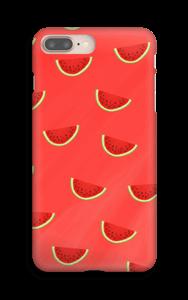 Vesimeloni kuoret IPhone 8 Plus