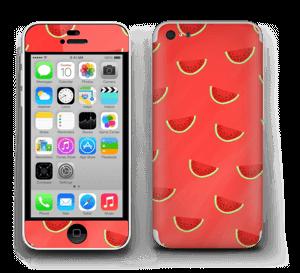 Vesimelonia tarrakuori IPhone 5c