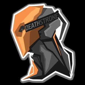 STROKE!  sticker