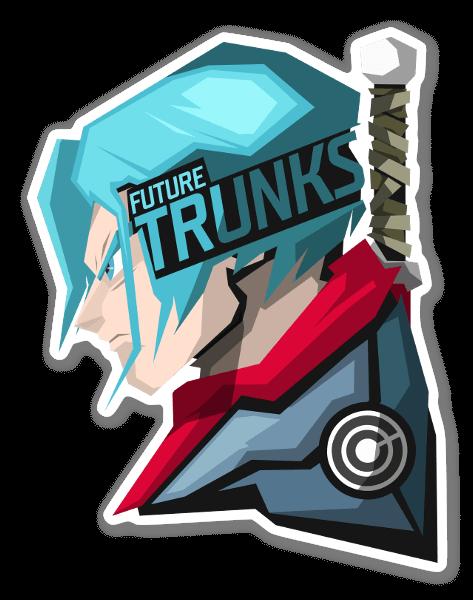 Future Is Here! sticker