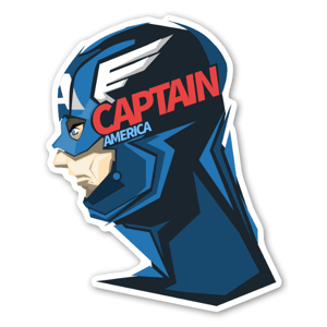The Cap sticker