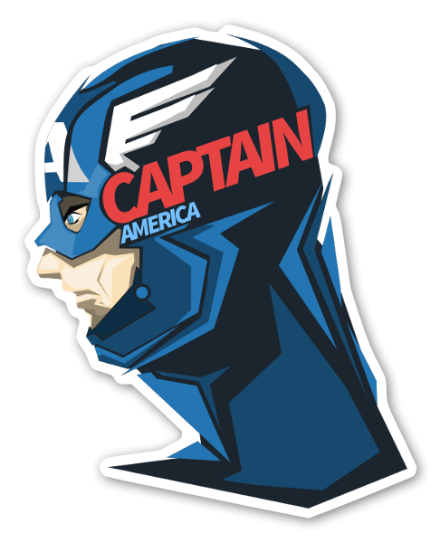 The Cap sticker